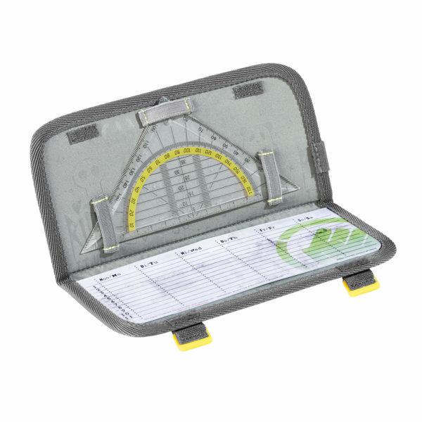 Pencil Denzel (Schlamperetui) Laserreflect Solargreen innen