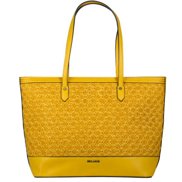 Shopper Atomic Bulaggi, gelb
