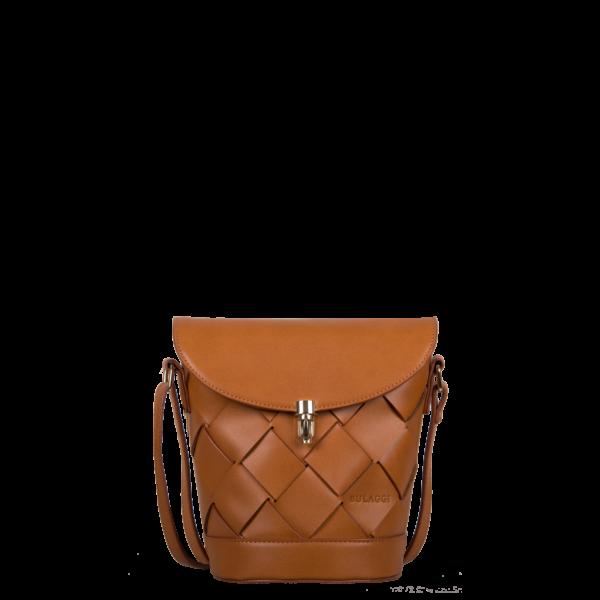 Crossover Bag Block Bulaggi, cognac