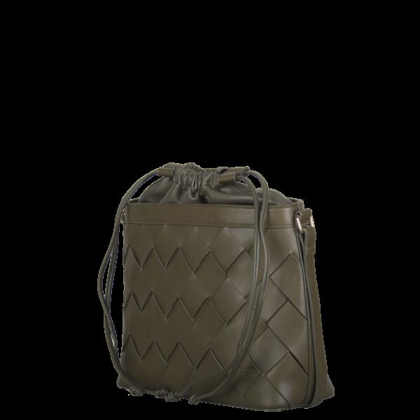 Bucketbag Block Bulaggi, khaki
