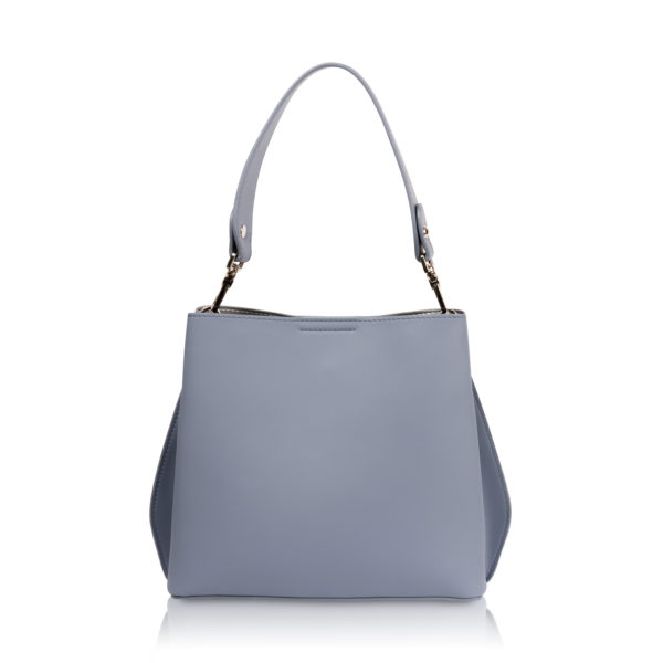 Bucket bag Cleo baby blue