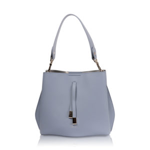 Bucket bag Cleo baby blue