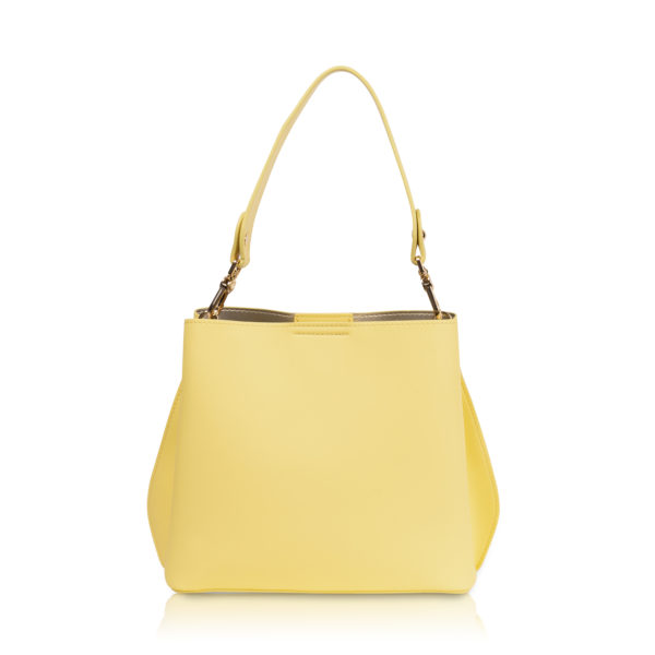 Bucket bag Cleo lemon sorbet