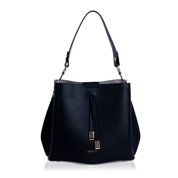 Bucketbag Cleo black