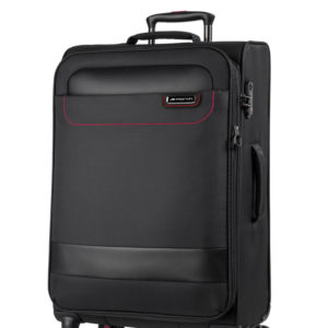 Stoffkoffer TOURER black