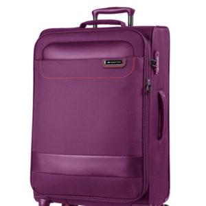 Koffer softshell, Tourer, fuchsia
