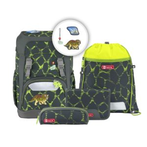 "Step by Step GIANT Schulrucksack-Set ""Dino Life"""