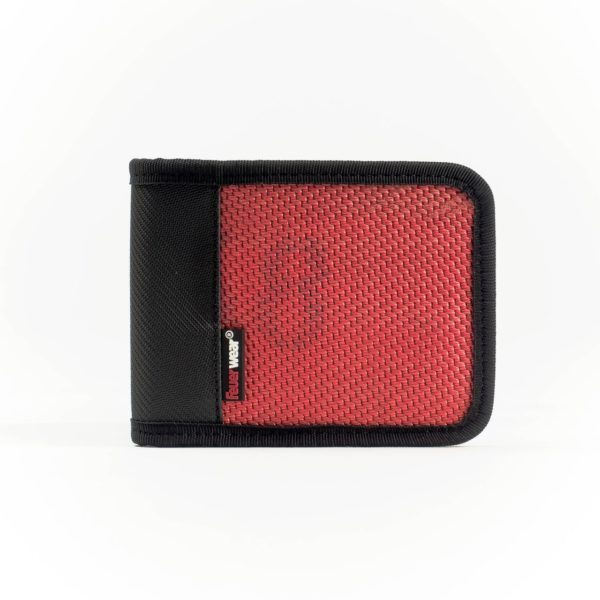 Portemonnaie Frank red