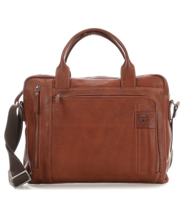 strellson-laptoptasche-cognac