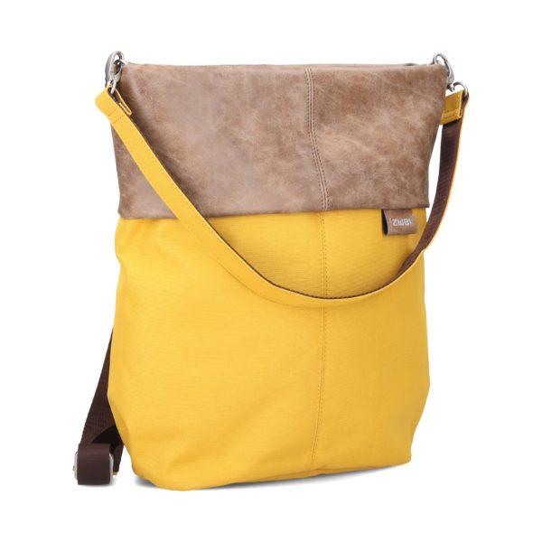 Taschenrucksack ZWEI OR12 yellow