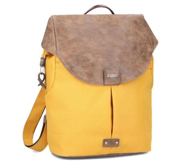 Rucksack OLLI 12 in gelb