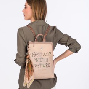 Rucksack Anekke, Motiv Watcher, Nature vinyl backpack